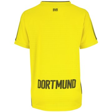 Puma Fan-TrikotsBVB Kinder Heimtrikot Home Borussia Dortmund 2017/18 gelb gelb