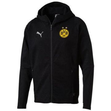 Puma ÜbergangsjackenBorussia Dortmund Casual Hoodie -