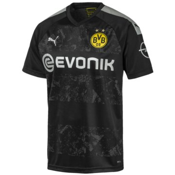 Puma Fan-TrikotsBVB Away Shirt Replica wit -