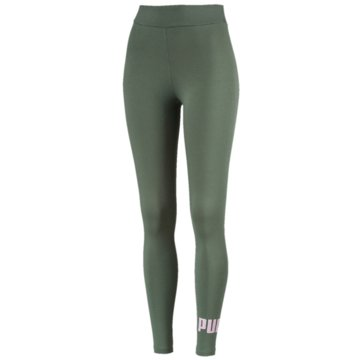 Puma TightsESS Logo Leggings grau