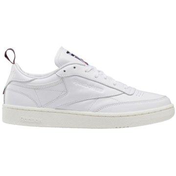 Reebok Hallen-SohleClub C 85 Sneaker weiß