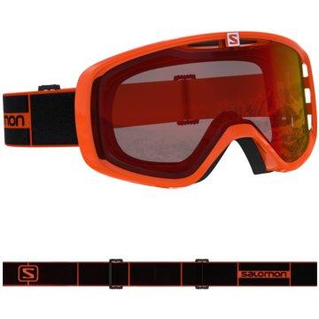 Salomon Ski- & SnowboardbrillenGOGGLES AKSIUM Flame/Univ Mid Red -