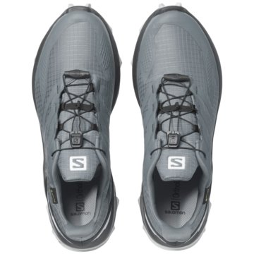 Salomon TrailrunningSupercross GTX grau
