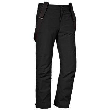 Schöffel Kurze Hosen schwarz