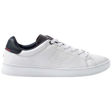 Tommy Hilfiger Sneaker LowRetro Tennis weiß