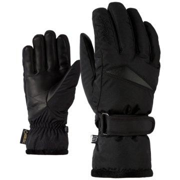Ziener FingerhandschuheKOFEL GTX LADY GLOVE - 801107 schwarz