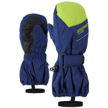 Ziener FäustlingeLOMODI AS(R) MITTEN glove junior blau
