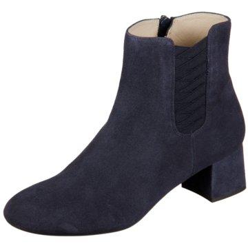 Unisa Chelsea Boot blau