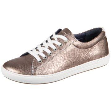 Birkenstock Sneaker Low gold