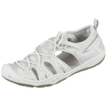 Keen SlipperMoxie Sandal Y grau