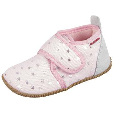 Giesswein Kleinkinder Mädchen rosa