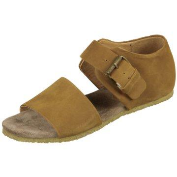 Ca'Shott Sandale braun