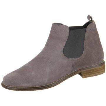 Sioux Chelsea Boot grau