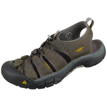 Keen Outdoor Schuh grau