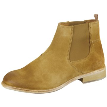 Ten Points Chelsea Boot braun