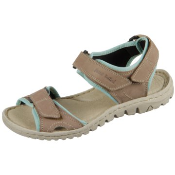 Josef Seibel Outdoor Schuh beige