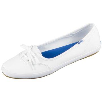 Keds Sportlicher Slipper weiß
