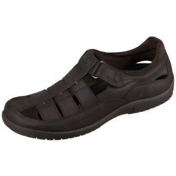 Panama Jack Komfort Schuh braun