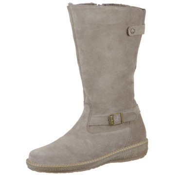 Waldläufer Komfort Stiefel beige