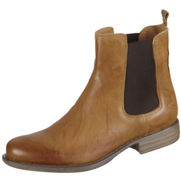 Only A Shoes Chelsea Boot braun