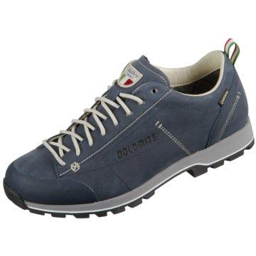 Dolomite Outdoor SchuhSchoe 54 Low Fg GTX blau