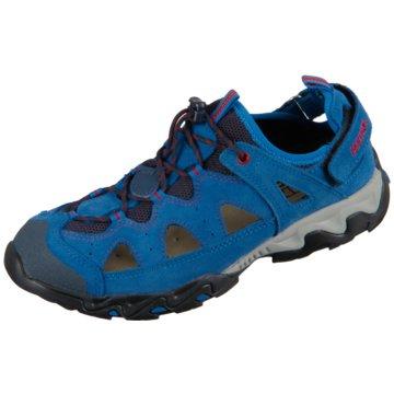 Meindl TrekkingsandaleRUDY JUNIOR - 2056 blau
