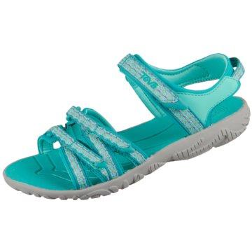 Teva Offene Schuhe grün