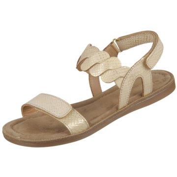 Bisgaard Sandale beige