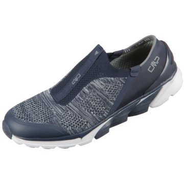 CMP SlipperKNIT JABBAH HIKING SHOE - 39Q9527 blau