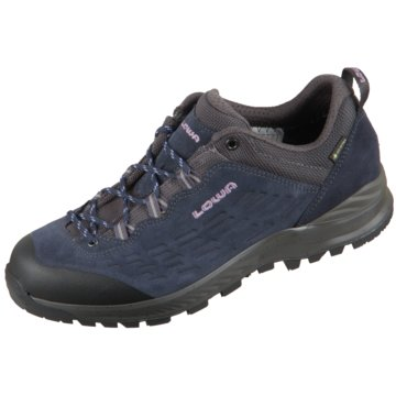 LOWA Outdoor SchuhLOWA EXPLORER GTX LO WS - 220717 blau