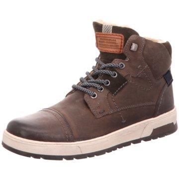 BOXX Sneaker High braun