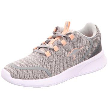 Hummel Sneaker Low grau