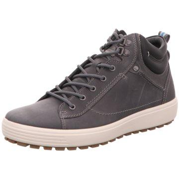 Ecco Sneaker HighECCO SOFT 7 TRED M grau