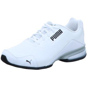 Puma Sneaker LowLEADER VT TECH - 194531 weiß