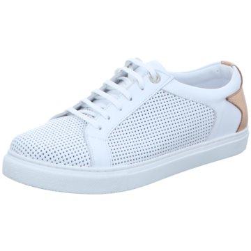 BOXX Sportlicher Schnürschuh weiß
