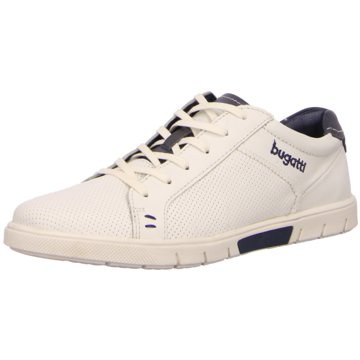 Bugatti Street LookSneaker weiß
