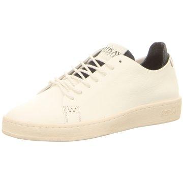 Replay Sneaker Low weiß