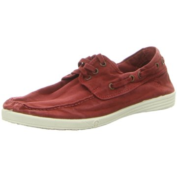 Natural World Eco Bootsschuh rot