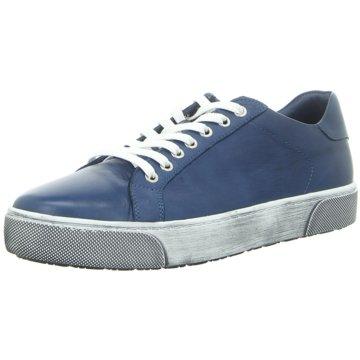 Andrea Conti Sneaker LowHe.-Sneaker blau
