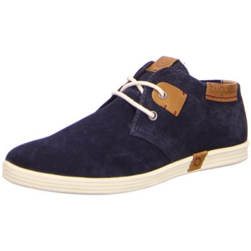Camp David Sneaker HighCaribe blau