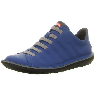 Camper Klassischer Slipper blau