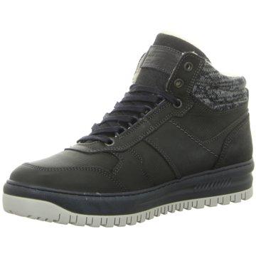 Bullboxer Sneaker High grau