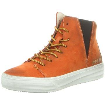 Replay Komfort Stiefel orange