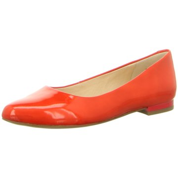 Caprice Top Trends Ballerinas rot