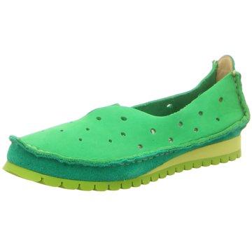 Clamp Komfort Slipper grün