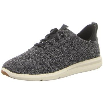TOMS Sneaker Low schwarz