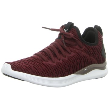 Puma TrainingsschuheIGNITE Flash Luxe Wn rot