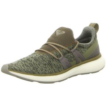 Roxy Sneaker Low oliv
