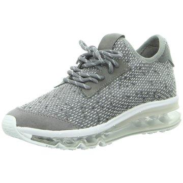 La Strada Sneaker LowSneaker on Air Sole grau
