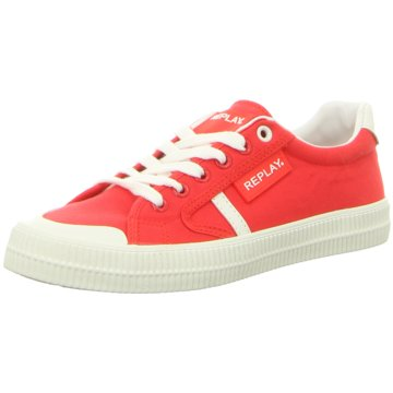 Replay Modische Sneaker orange